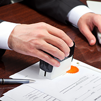 Document Stamping and Notary Services in San Fernando Valley, CA